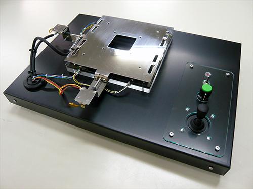 顕微鏡観察用電動XYステージ