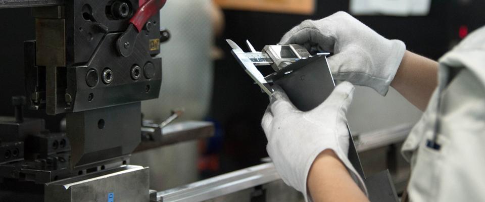 「高精度」「高品質」な製品と課題解決提案力で喜ばれる企業