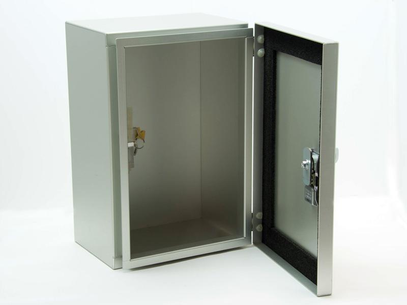 ファイバレーザ溶接を用いたアルミの高品位な精密板金の溶接筐体