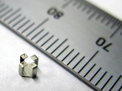 スイッチ-超微細精密板金