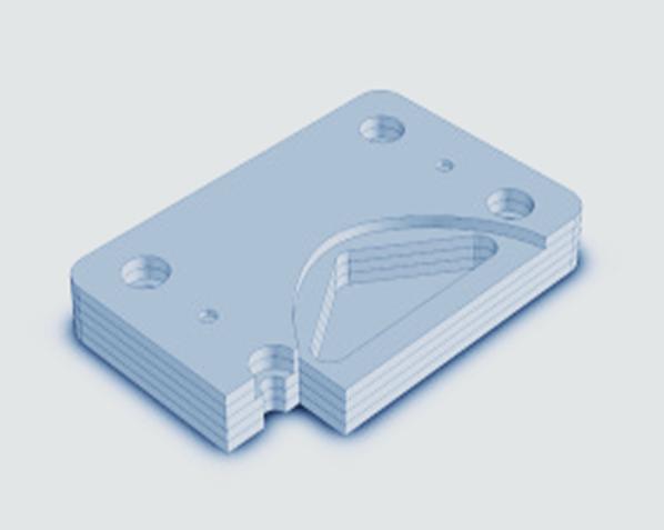 積層板金加工で超短納期に対応