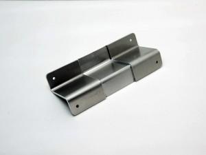 板厚の違うテーラードブランクからの曲げ加工