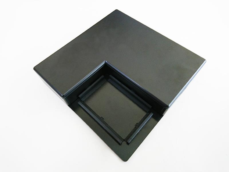 樹脂加工で作られたケース