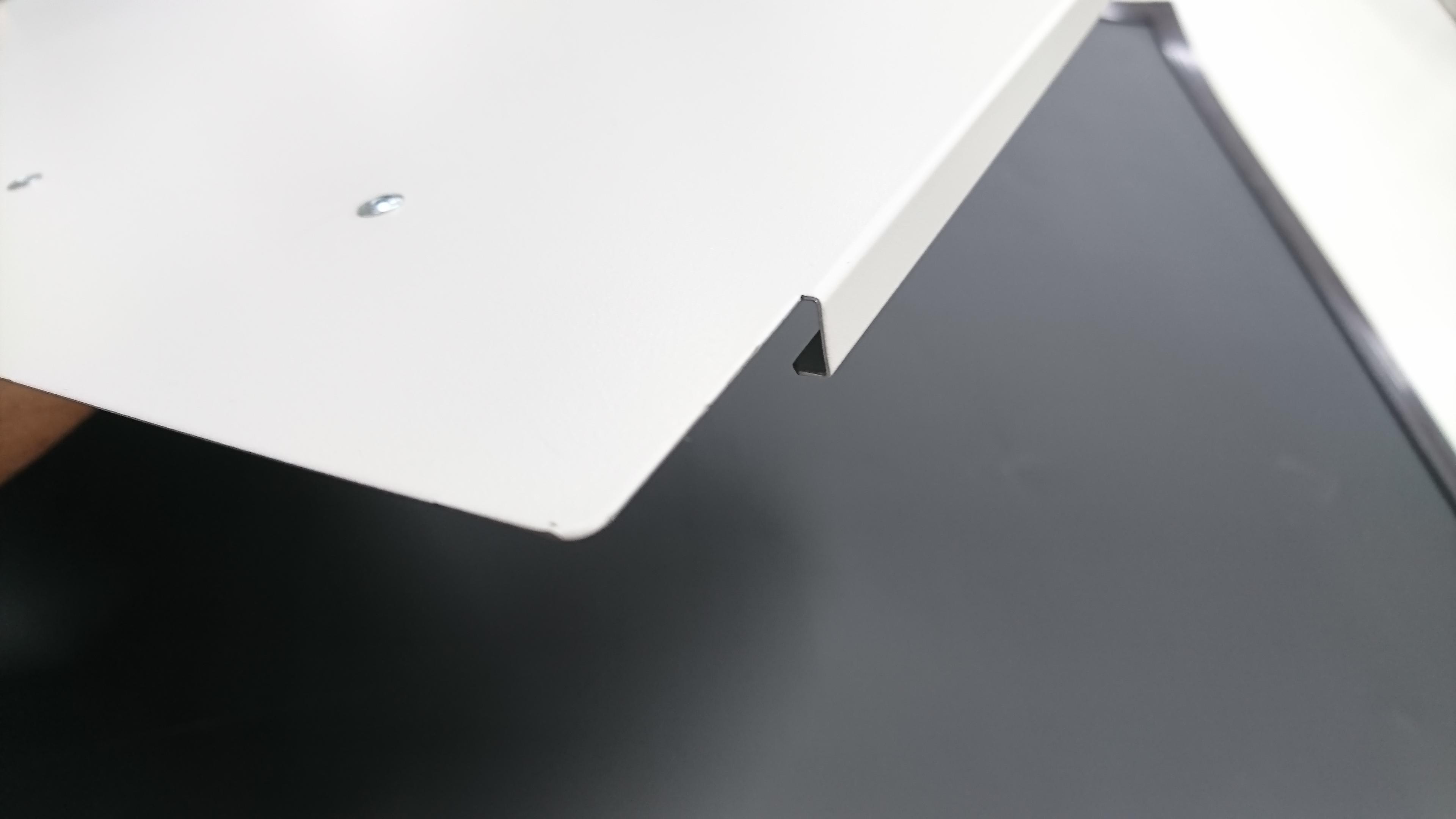 カラー鋼板、塗装鋼板の曲げ加工